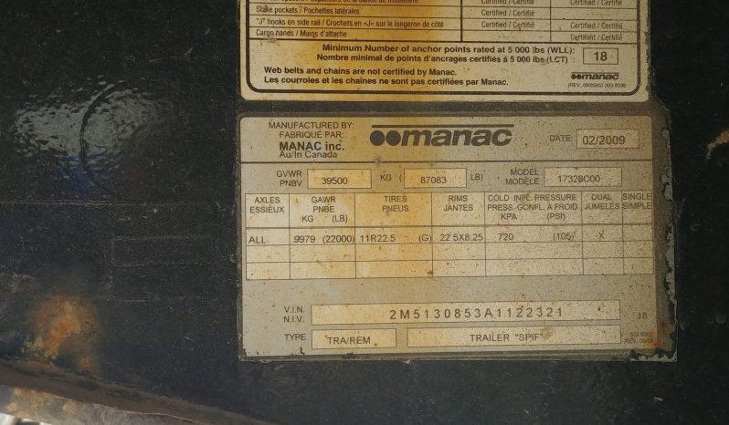 2010 Manac B-Train 28×32 Rideau Combo